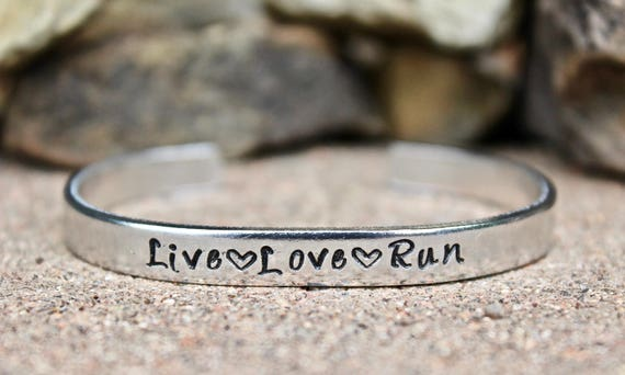 Live Love Run Bracelet