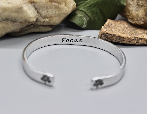 Focus Bangle Bracelet