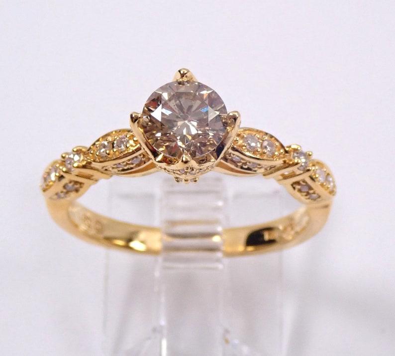 Diamond Fine Jewelry Responsible 1.65 Ct Oval Cut Genuine Diamond Peridot Ring 14k White Gold Wedding Size M N O