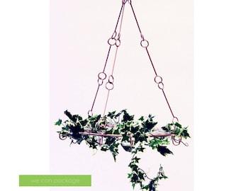 Tea light chandelier etsy more colors tea light chandelier aloadofball Gallery