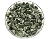 4 SERAPHINITE Tumbled Stone Mixed Small Size Guardian Angel ST45