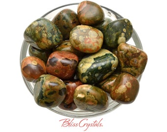 Green Rhyolite Large Designer Cabochon Rhyolite Gemstone Cabochon 2.44 Natural Liparite with Chalcedony free form stone