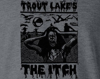 Trout Lake's the Itch Unisex t-shirt