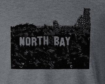 North Bay Hollywood Unisex T-shirt