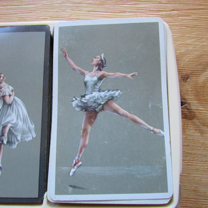 The United States Playing Card Company Ballet