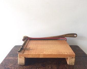 Ingento No. 3 Paper Cutter, Ingento Paper Cutter, Guillotine Cutter, Craft Cutter
