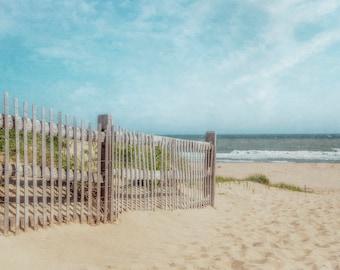 Head of the Meadow Beach, Truro, Cape Cod Art, beach prints, large canvas wall art, seascape