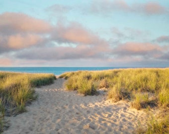 Race Point Beach, Cape Cod Art, Provincetown beach art