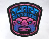 Dwarf Division embroidere...