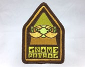 Gnome Patrol embroidered ...