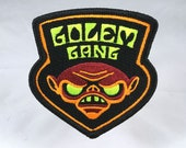 Golem Gang embroidered pa...