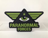 Paranormal Forces patch (...