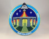 Stonehenge Station - NAZCA Ancient Astronaut Mission Patch