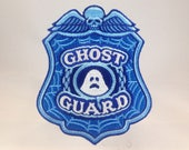 Ghost Guard embroidered p...