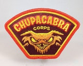 Chupacabra Corps embroide...