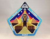 Sphinx Central - NAZCA Ancient Astronaut Mission Patch
