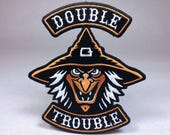 Double Trouble witch Hall...