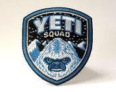 Yeti Squad embroidered pa...