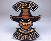 Sons Of Samhain scarecrow...