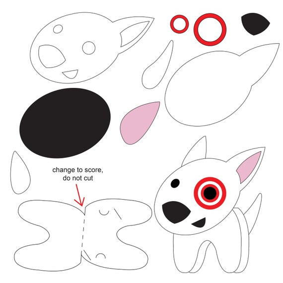 Target Gold Coin Bullseye Dog Gift Card USA Bulls-Eye