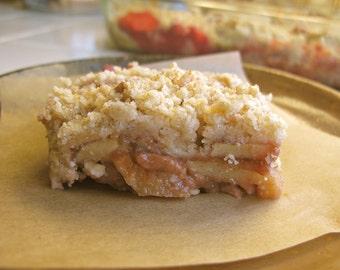 My French Apple Dessert, PDF Recipe