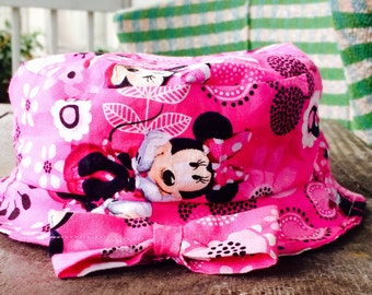 043279cfbdd Minnie Mouse baby bucket hat