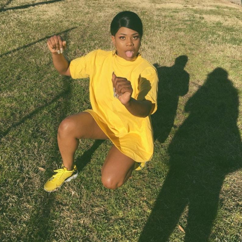 Sunshine T shirt Dress
