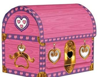 Princess Treasure Chest Boxes - FOUR