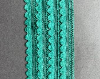 Aqua Knit Trim