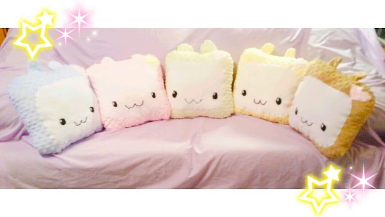 Alpaca / Pillow / Plushie / Prop /custom / Handmade / Kawaii / image 0