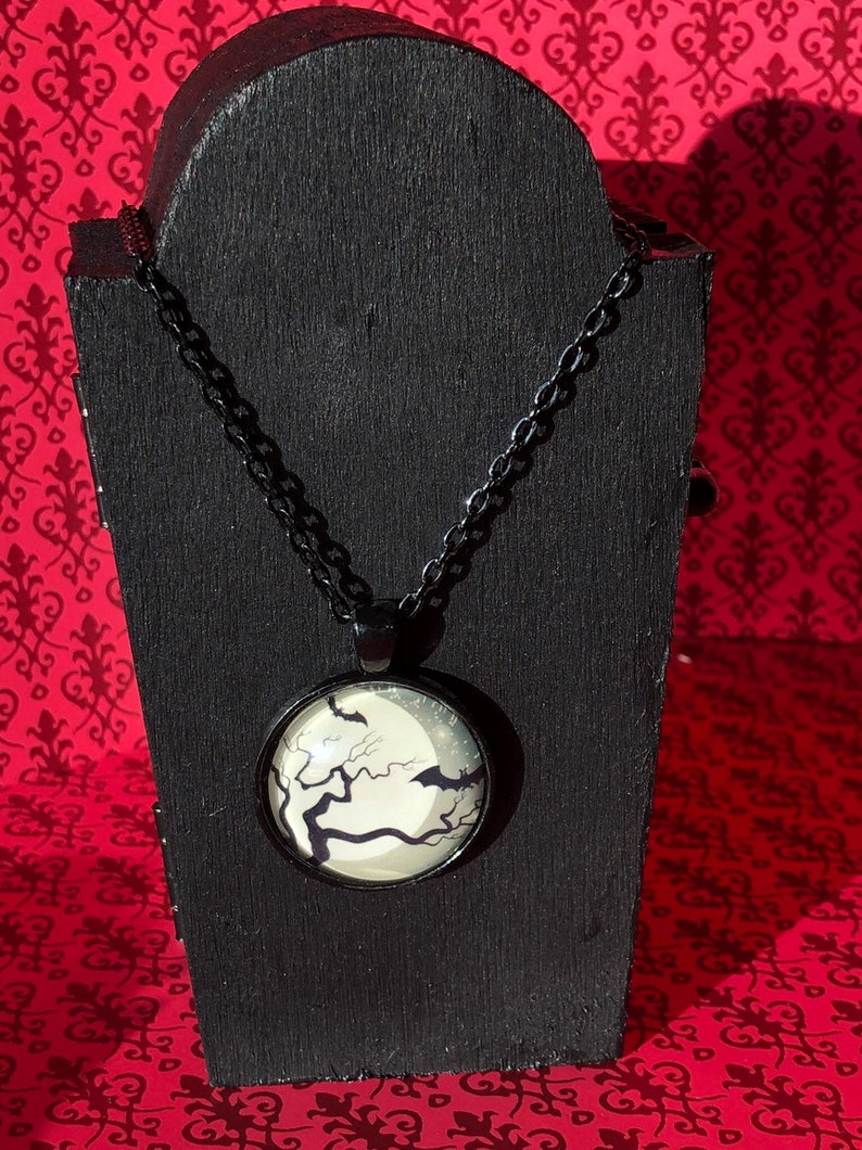 Halloween night pendants