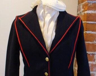 Vintage Military Style Jacket