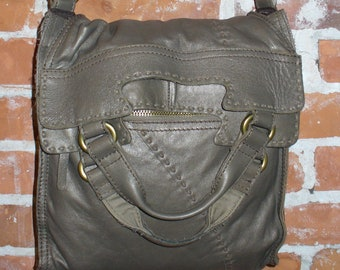 1c2928945 Lucky Brand X Large Leather Shoulder Bag