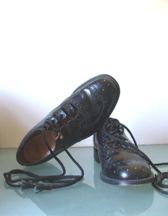 Thistle Made in Britain  Men's Wingtip Ghillie Bro