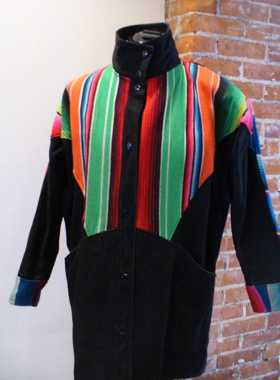 Vintage San Dee Western Wear Coat