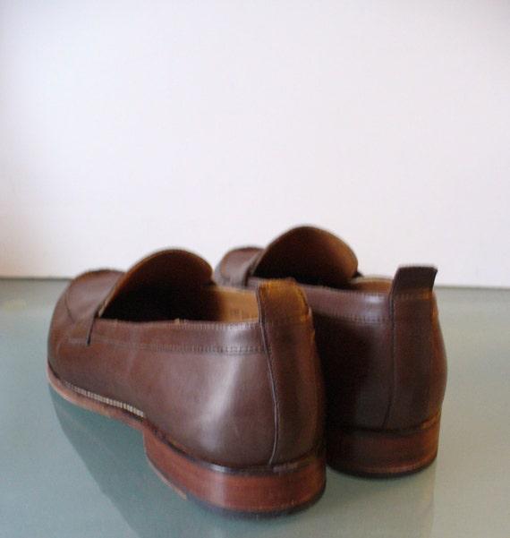 Grenson England Penny Loafers Size 10.5E - image 4