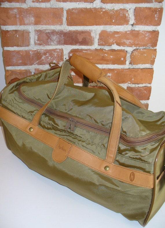 Hartmann Olive Drab Duffel Bag