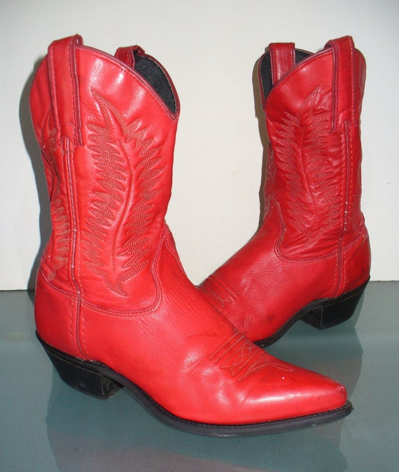 Vintage  Capezio Pee Wee Cow Girl Boots