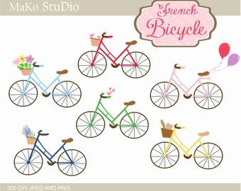 french clipart etsy rh etsy com Road Bike Clip Art Bike Helmet Clip Art