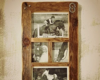 Larch Wood Picture Frame