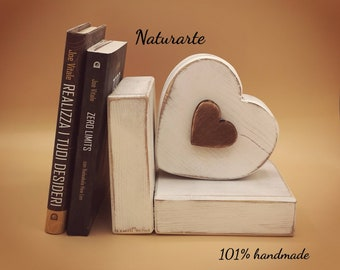 """Bookend """"Heart"""""""