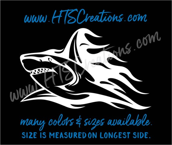 "Boat Sea Life Ocean Surf Sticker Size 4"",5/"",6"" Dolphin Vinyl Car Truck Decal"