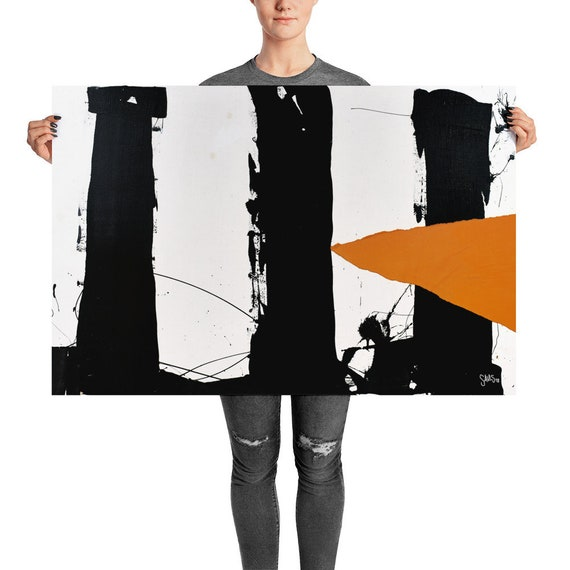 Disruption | Collage Art Print | Abstract Print Art