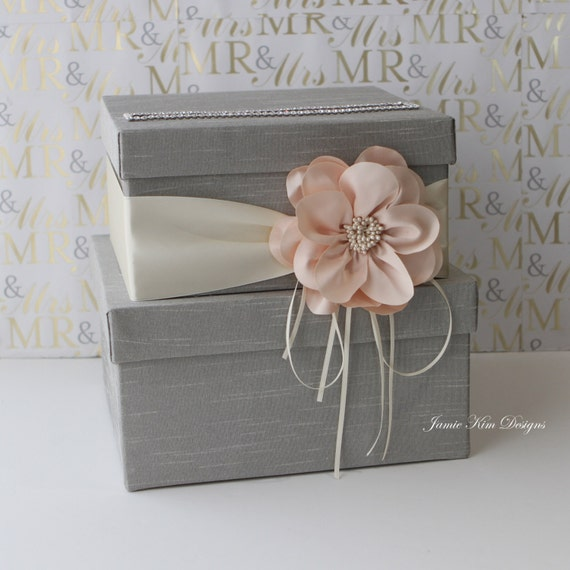 Wedding Card Box Wedding Money Box Small Size Etsy