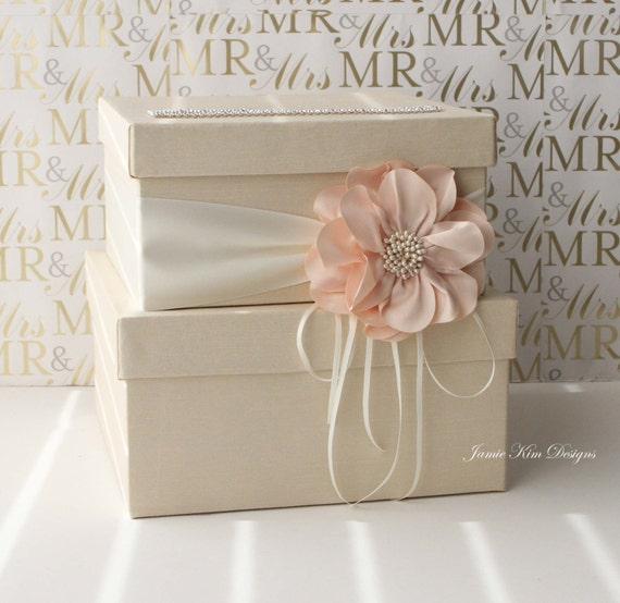 Wedding Card Box Wedding Money Box Holder Small Size Etsy