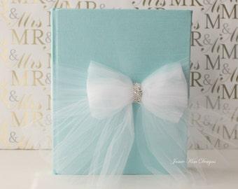 Blank Guestbook, Scrapbook, Photo Book - (Custom Made)