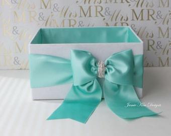 Wedding Open Box/ Program Box / Bubble Box- custom made to order