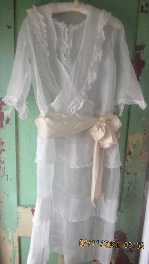 Edwardian Lawn Dress, Edwardian Whites,Edwardian D
