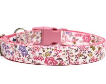 Flower Dog Collar Etsy