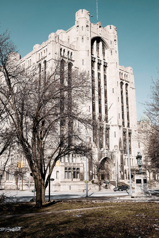 Detroit Photography - Masonic Temple